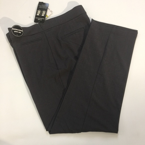 NWT Counterparts grey dress pants